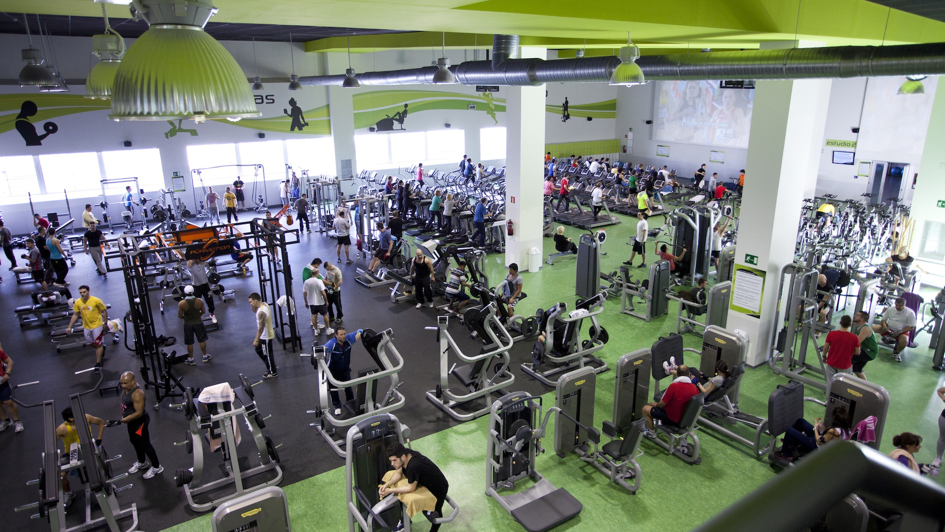 gimnasio en vallecas madrid