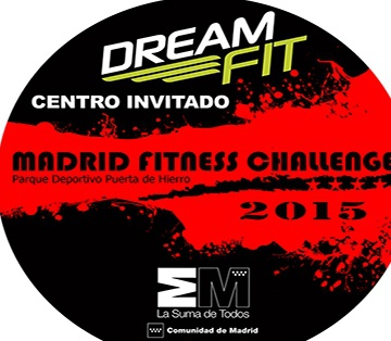 DreamFit invitado al Madrid Fitness Challenge
