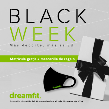 ¡Black Week en Dreamfit!