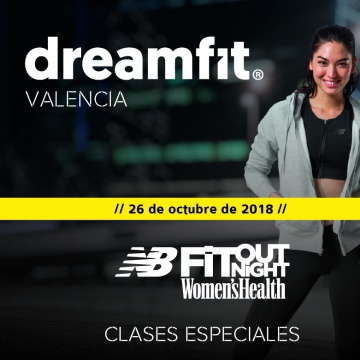 ¡La Fit Night Out llega a Valencia!