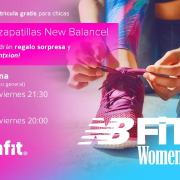 Disfruta de la Fit Night Out 2018 en Dreamfit de la Comunidad de Madrid