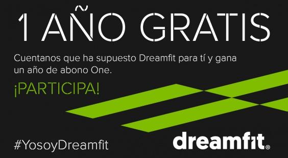 Gana un a o de gimnasio dreamfit gratis for Gimnasio dreamfit