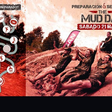 DreamFit participa en la carrera The Mud Day